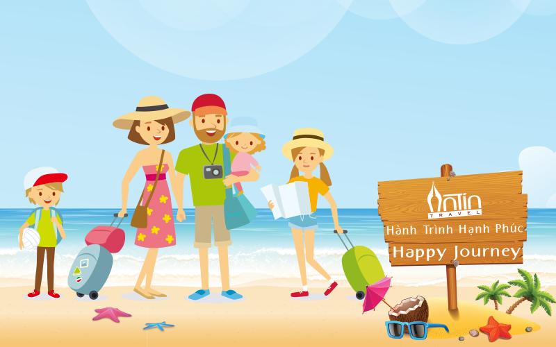 An Tín Travel - Hành trình hạnh phúc