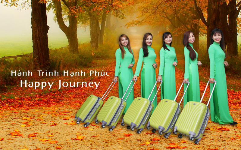 An Tín Travel - Happy Journey